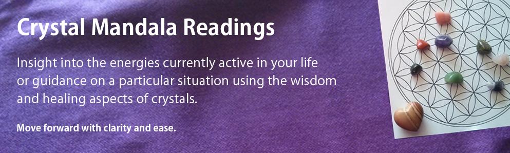 Crystal Mandala readings