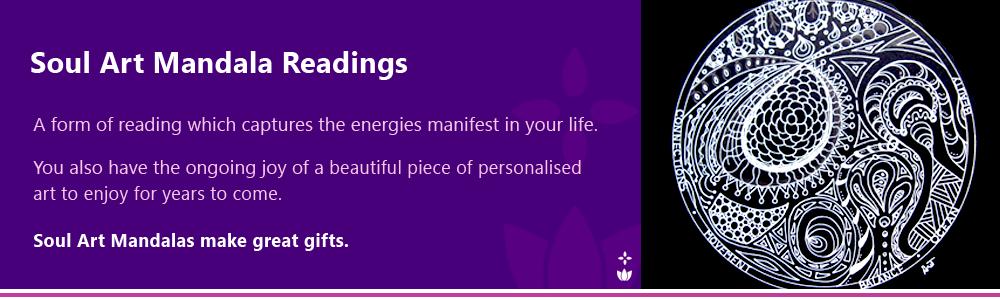 Soul Art Mandala Readings