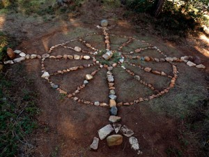 Native American Indian Medicine Wheel